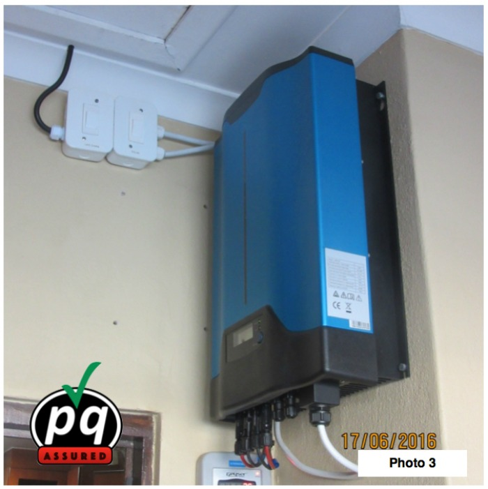 MLT Grid tied inverter 3,6kW resized