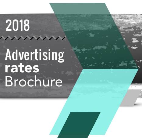 Advertising rates for PQRS