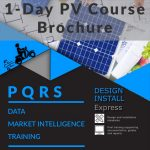 1 day solar PV Design and install course